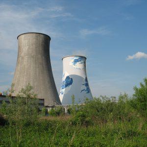 Elektrociepłownia Kraków chlodnie kominowe 300x300